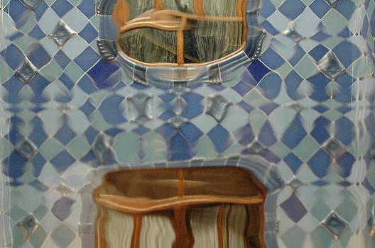 Window Distortion by Kathy Schumann