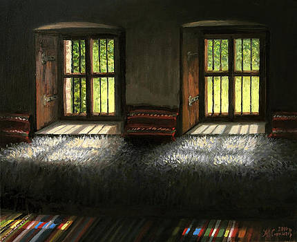 Window To The Past by Kiril Stanchev