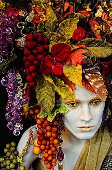 Wine Goddess by Boyd Alexander