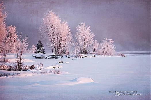 Winter's Splendor #3 - Pastels by Dustin Abbott