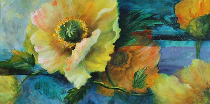 Yellow Brilliance by Elaine Bailey