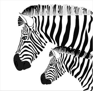 Zebrafoal by Carla  Nichiata
