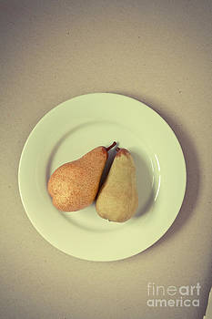 A Pear Still Life by Susanne Kopp