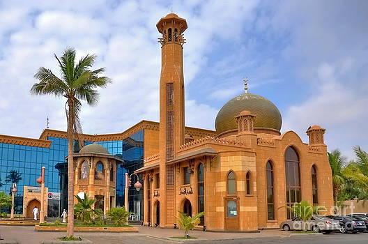 Al Tujjar Mosque by George Paris