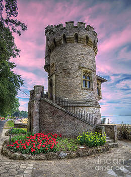 English Landscapes -  Appley Tower Folly