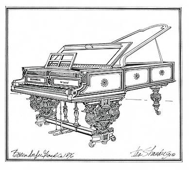 Bosendorfer Centennial Grand Piano by Ira Shander