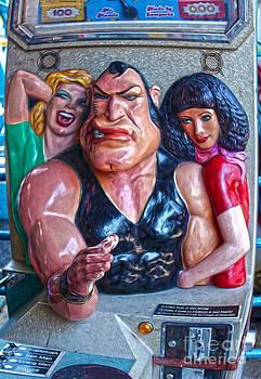 Gregory Dyer -  Coney Island Arm Wrestler