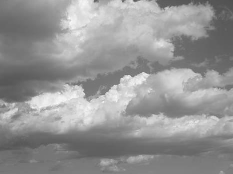 Cumulonimbus by Xandria Saulnier