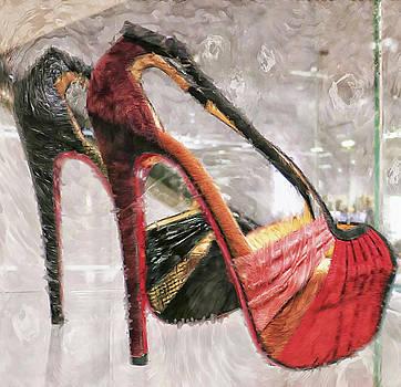 Dancing Shoes by Robert Seidman