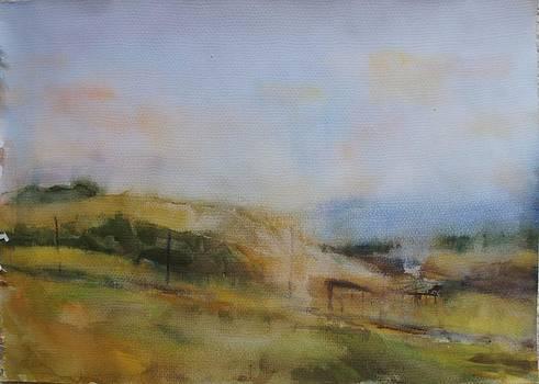 Dealurile Oracului  by Litvac Vadim