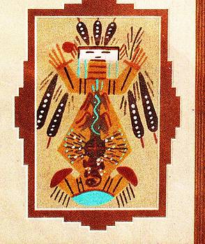 Anne-Elizabeth Whiteway - Kachina Doll