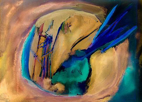 Earth Heart Kachina by  Tolere
