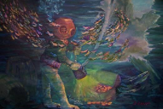 El Explorador  2 by Beth Arroyo