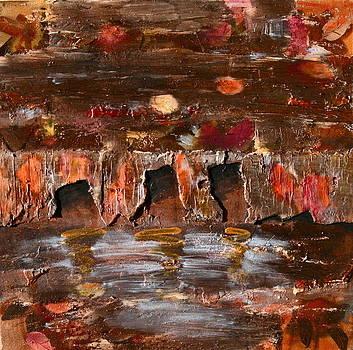 Fall on River Nissan by Dan Koon
