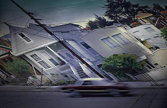 Daniel Furon - Ghost Street SF