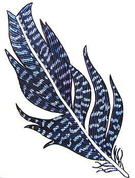 Grace Feather  by Priyanka Rastogi