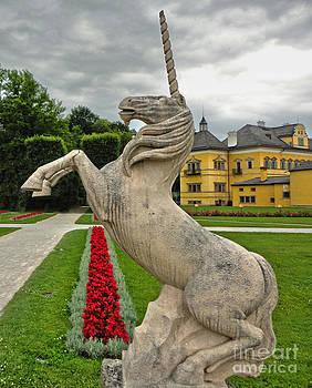 Gregory Dyer -  Hellbrunn Palace Unicorn