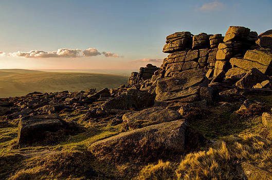 Higher Tor near Belstone by Pete Hemington