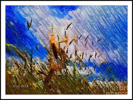 Landscape from Galica -042013 by Arif Zenun Shabani