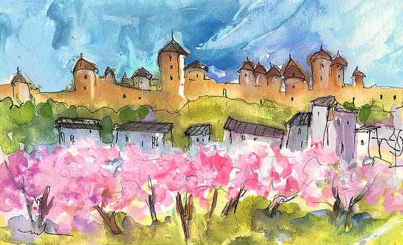 Miki De Goodaboom -  Memory of Carcassonne