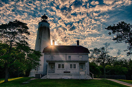 Nautical Lighthouse by Robert Wirth