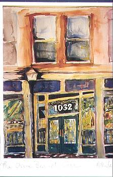 Olive Branch Cafe  by Helen Lee
