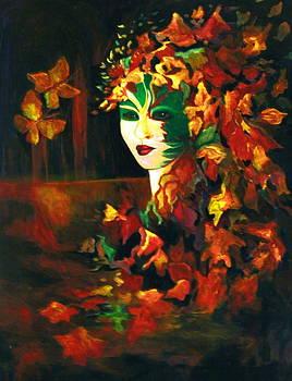 Passionate Season by Carolyn LeGrand