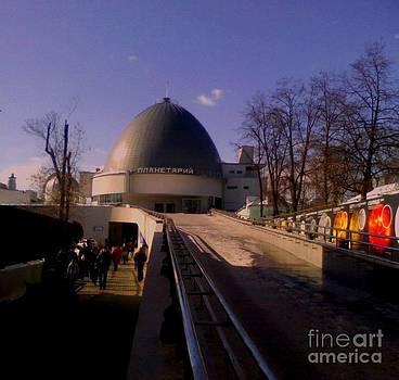 Planetarium by Alisa Tek