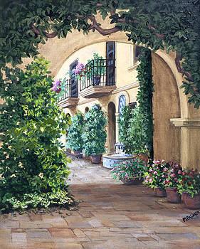 Sedona Archway by Mary Palmer