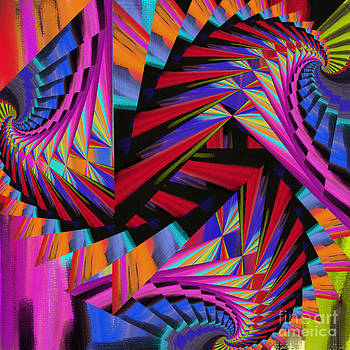 Stairs by Soumya Bouchachi