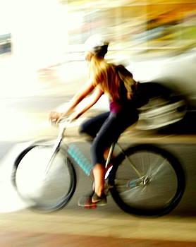 Surreal Biker by Glenn McCurdy