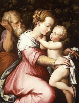 Giorgio Vasari -  The Holy Family