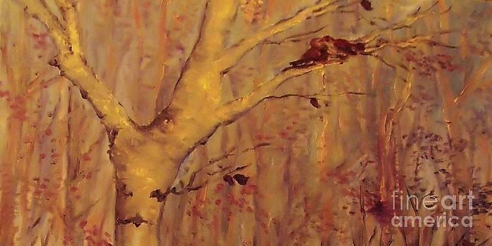The  Loving  Birds by Beth Arroyo