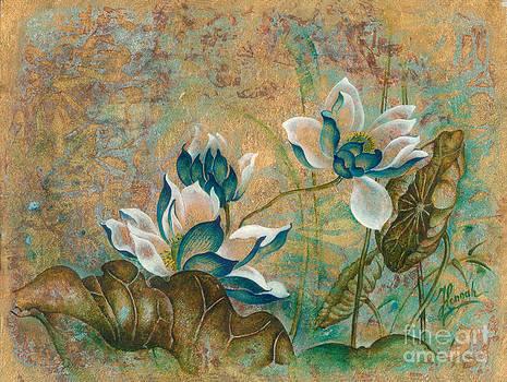 The Turquoise Incarnation by Anna Ewa Miarczynska