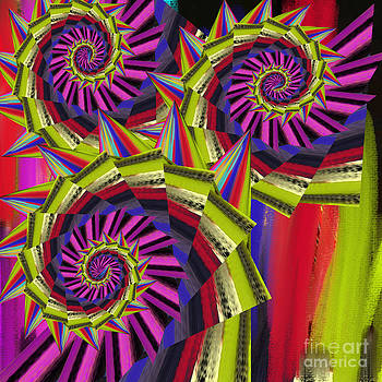 Thorns by Soumya Bouchachi