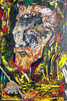 El Retrato de Van Gogh by Azul Fam