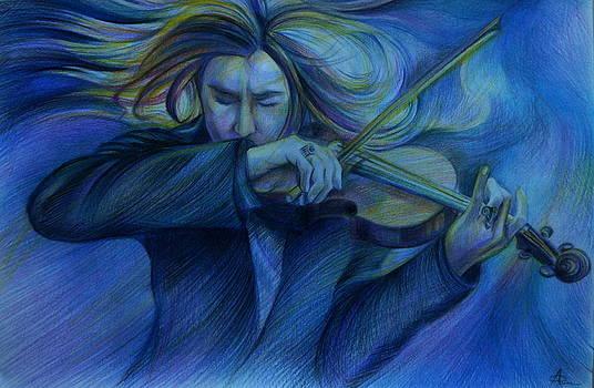 Anna  Duyunova -  Virtuoso. David Garrett