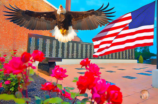 Randall Branham -  WE ARE ALL AMERICAN