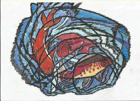 0038 Fish 2 by essel Emve