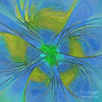 Deborah Benoit - 004 Abstract