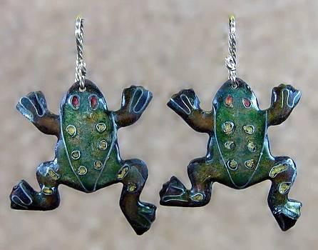 Dianne Brooks - 0808 Froggie Duo