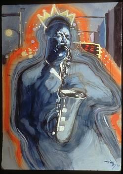 The Jazzman by John Sibley