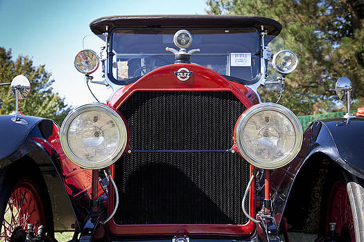 Jack R Perry - 1922 Stutz