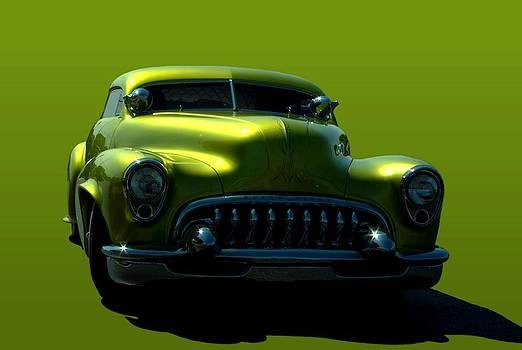 Tim McCullough - 1947 Buick Custom Low Rider