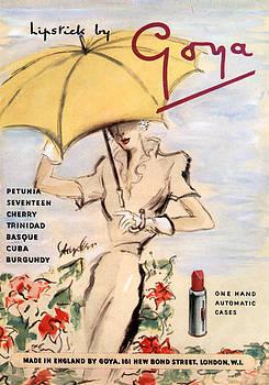 1950s Uk Goya Magazine Advert by The Advertising Archives