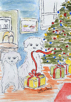 A Dog's Christmas by Wade Binford