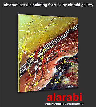 Abstract by Alarabi Gallery