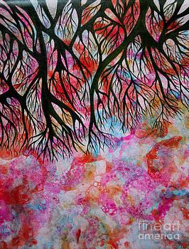 Acrylic Painting by Priyanka Rastogi