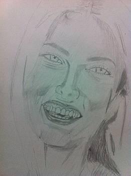 Adriana Lima by Khoa Luu