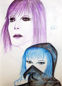 Alice Glass by Kaila Hernandez